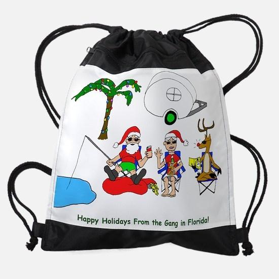holidays.png Drawstring Bag