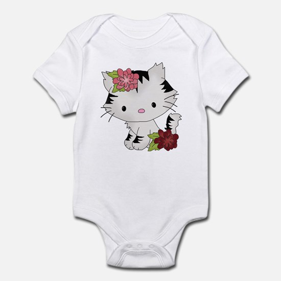 Cat Cuteness Infant Bodysuit
