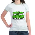 Without Your Head Ringer T-Shirt
