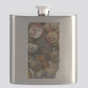 Zombie Baby Buddy Flask