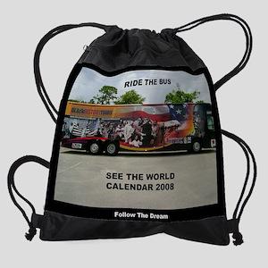 cover Bus Drawstring Bag