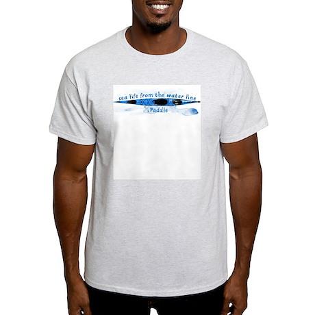 Sea Kayak Shirt- Sea Life Ash Grey T-Shirt