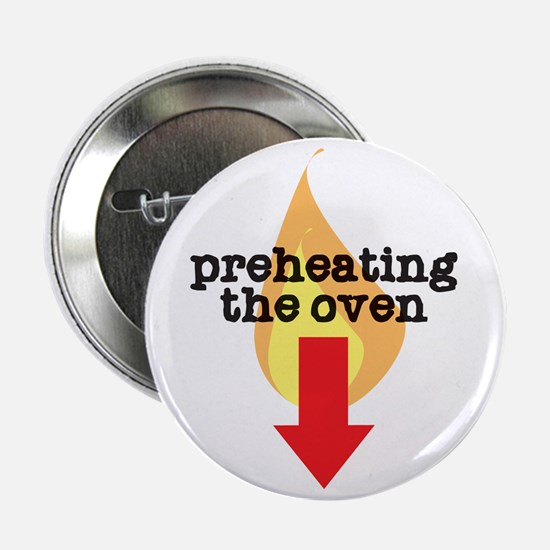 Preheating the Oven Button