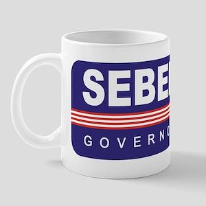 Support Kathleen Sebelius Mug