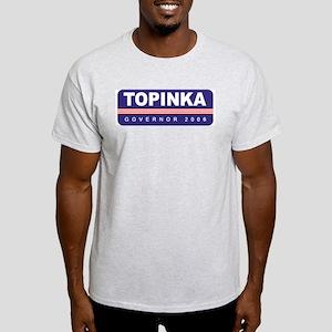 Support Judy Baar Topinka Ash Grey T-Shirt