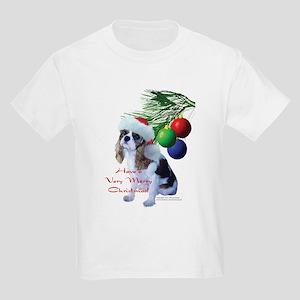 """Cavalier Christmas"" Kids T-Shirt"