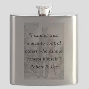 Lee - Trust a man Flask