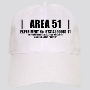 Area 51 Escapee Cap
