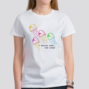 Jelly Fish Women's T-Shirt