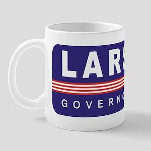 Support Jerry Larson Mug