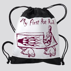 HRT-soapbox-3 Drawstring Bag