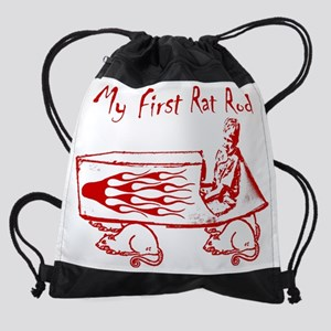 HRT-soapbox-4 Drawstring Bag