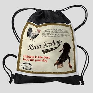 chickencalendar Drawstring Bag