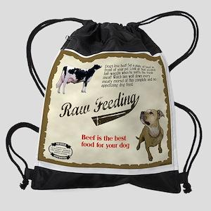 beefcalendar Drawstring Bag