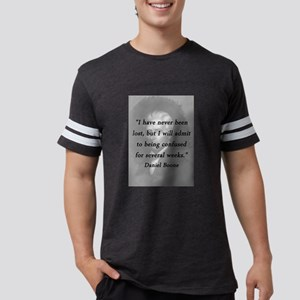 Boone - Never Lost Mens Football Shirt