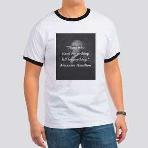 Hamilton - Stand for Nothing Ringer T
