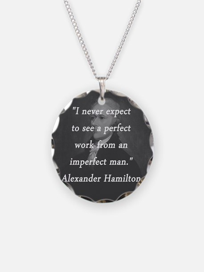 Hamilton - Perfect Work Necklace