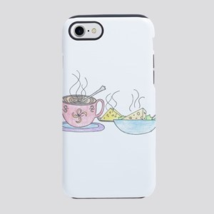 Lunch! iPhone 7 Tough Case
