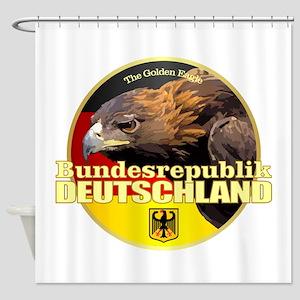 German Eagle Shower Curtain