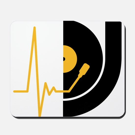 music_pulse_dj Mousepad