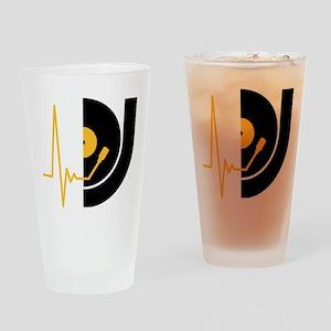 music_pulse_dj Drinking Glass