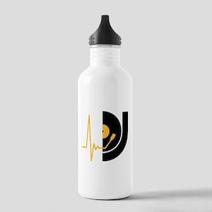 music_pulse_dj Water Bottle