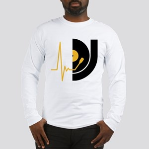 music_pulse_dj Long Sleeve T-Shirt