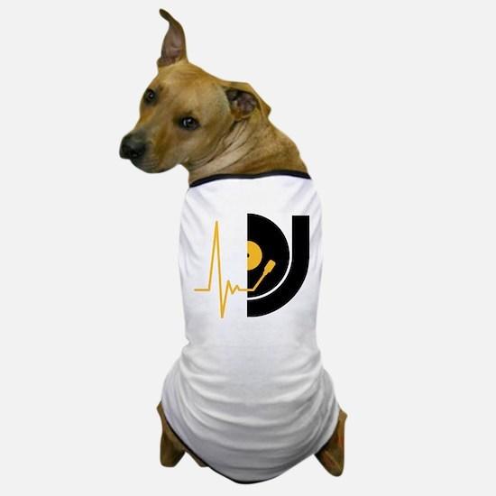 music_pulse_dj Dog T-Shirt