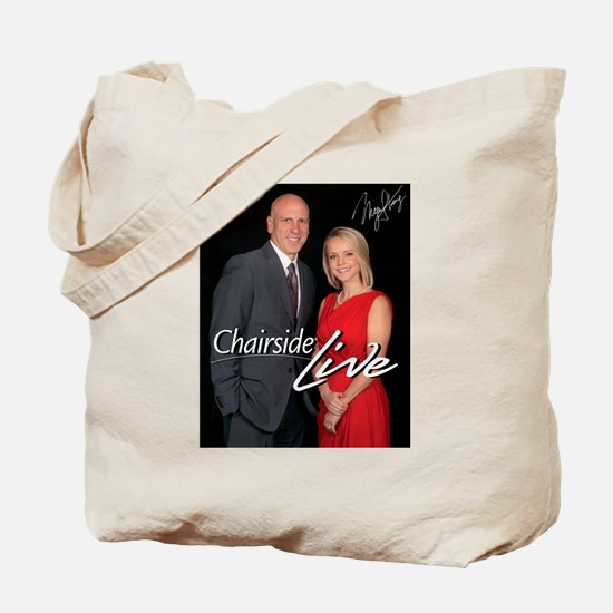 Cute Chairside live Tote Bag