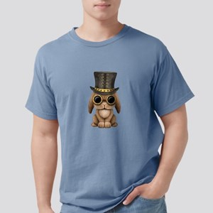 Cute Steampunk Baby Bunny Rabbit Mens Comfort Colo
