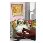 Shih Tzu Postcards (Package of 8)