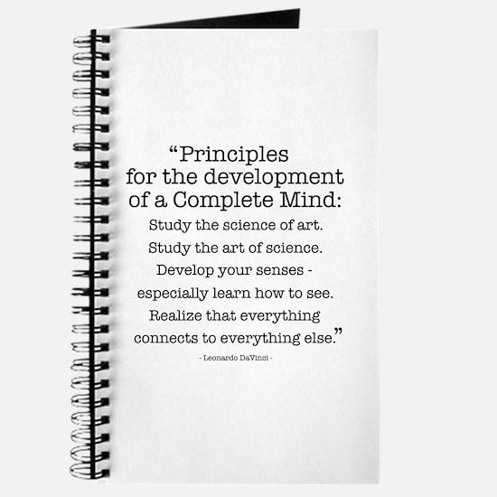 Principles by Leonardo Da Vinci Journal