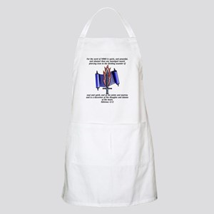 Twoedged Sword BBQ Apron