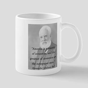 Bell - Inventors 11 oz Ceramic Mug