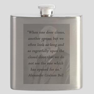 Bell - One Door Closes Flask