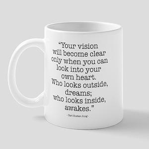 Vision by Carl Jung Mug