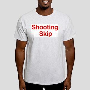 Shooting Skip Ash Grey T-Shirt