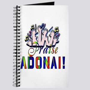 Praise Adonai! Journal