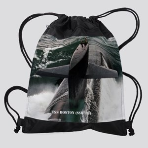 boston Drawstring Bag