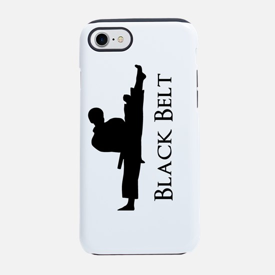 Black Belt iPhone 7 Tough Case
