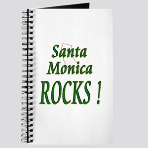 Santa Monica Rocks ! Journal