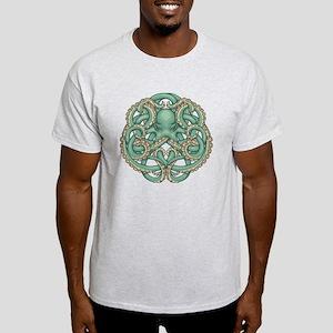 Octopus Emblem Light T-Shirt
