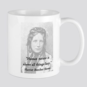 Stowe - Human Nature 11 oz Ceramic Mug