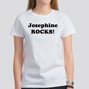 Josephine Rocks! Women's T-Shirt