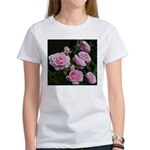 Think Pink Roses Women's T-Shirt