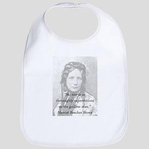 Stowe - Superstitious Cotton Baby Bib