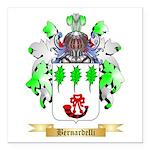 Bernardelli Square Car Magnet 3