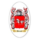 Bernal Sticker (Oval 50 pk)