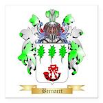 Bernaert Square Car Magnet 3