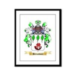 Bernadoux Framed Panel Print